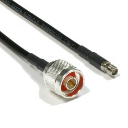 Câble LMR400 12m N-M/ SMA-M Stella Doradus LMR400-N-MALE-SMA-MALE-12M