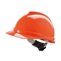 MSA V-GARD 500 Ventilé (Orange), Harnais Fas-Trac VOOMSTORE.CI