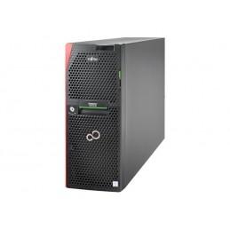Fujitsu PRIMERGY TX2550 M4 - tour - Xeon Silver 4110 2.1 GHz - 16 Go - 0 Go