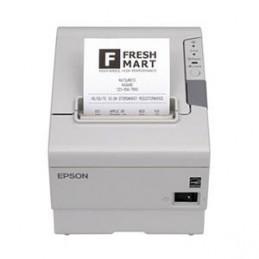 Epson TM-T88V (USB 2.0 / Série) + PS-180 Blanc