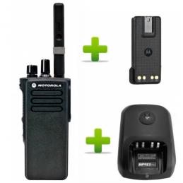 Motorola DP4401E PTI