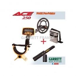 GARRETT ACE 250 PACK PROPOINTER II