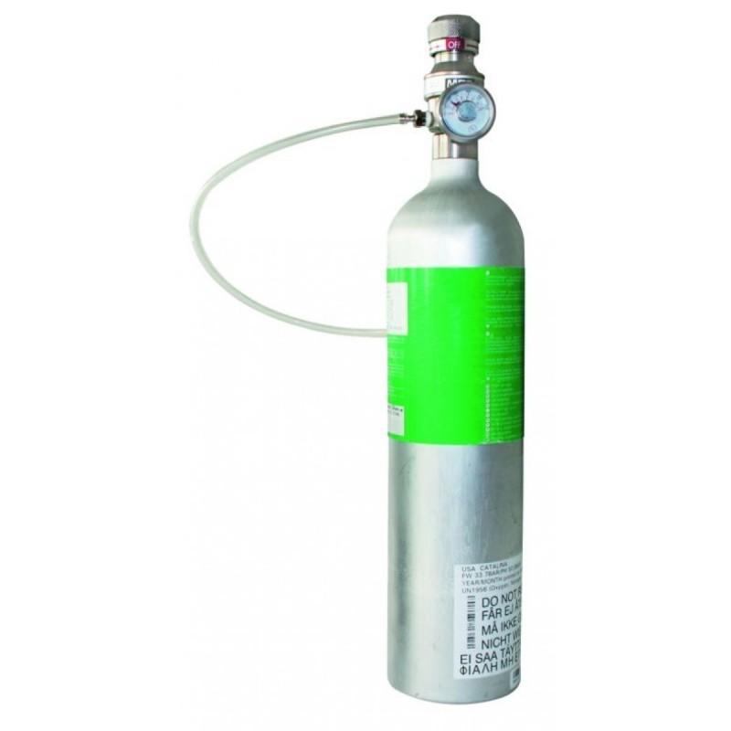 bouteille de gaz pour calibrage et bump test msa altair d tecteur de gaz portable achat. Black Bedroom Furniture Sets. Home Design Ideas