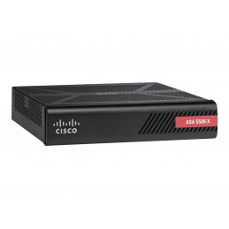 Cisco ASA 5506-X with FirePOWER Services - dispositif de sécurité - avec Cisco Security Plus License