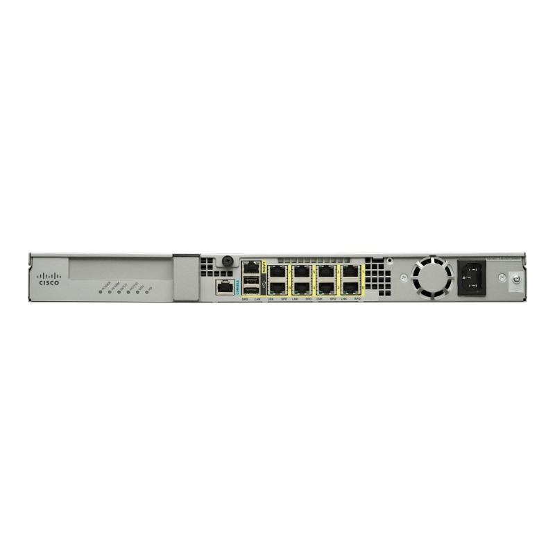 Cisco ASA 5525-X - dispositif de sécurité - avec FirePOWER Services VoomStore VoomStore