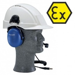Peltor Headset Atex J11 (attaches-casque)