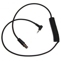 Câble Peltor HeadsetFlex / IPhone, Blackberry, Galaxy S4, HTC One