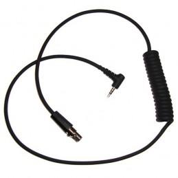 Câble Peltor HeadsetFlex / IPhone, Blackberry, Galaxy S4, HTC