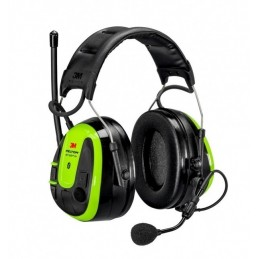 Casque Antibruit Bluetooth Peltor WS Alert XPI