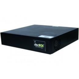 DscBOX mini 50 serveur log et portail captif 50 connexions