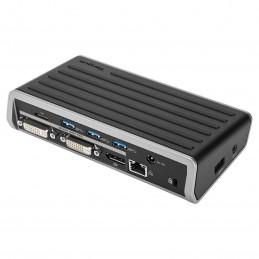 Targus USB 3.0 4K Universal Docking Station VOOMSTORE.CI