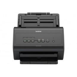 Brother ADS-2800W - scanner de documents - modèle bureau - USB 2.0, Gigabit LAN, Wi-Fi(n), USB 2.0 (Host)