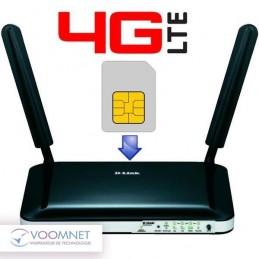 ROUTEUR LTE 3G/4G DWR-921