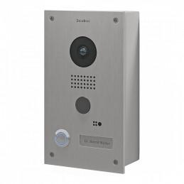 PORTIER VIDÉO IP WIFI - MONTAGE EN SAILLIE – DOORBIRD D201 INOX