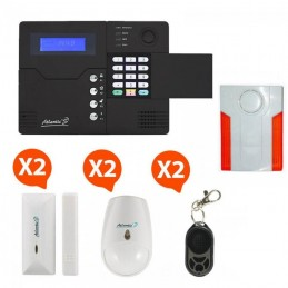 ALARME GSM ATLANTIC'S ST-V - KIT 3