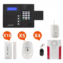 ALARME GSM ATLANTIC'S ST-V - KIT EXTRA