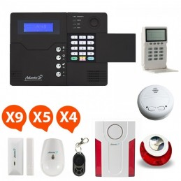 ALARME GSM ATLANTIC'S ST-V - KIT 10
