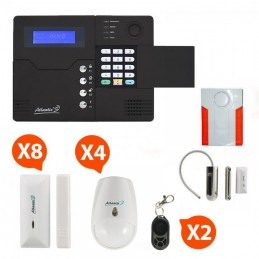 ALARME GSM ATLANTIC'S ST-V - KIT 6