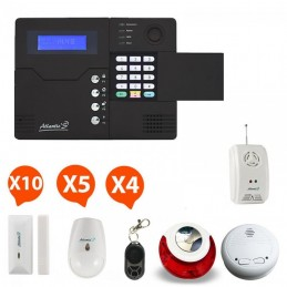 ALARME GSM ATLANTIC'S ST-V - KIT 8