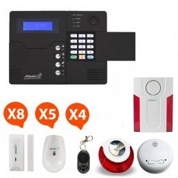ALARME GSM ATLANTIC'S ST-V - KIT 9