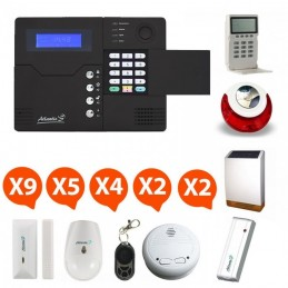 ALARME GSM ATLANTIC'S ST-V - KIT 12
