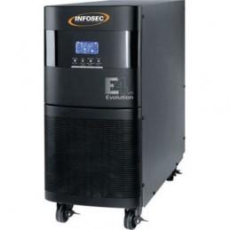 INFOSEC Onduleur E4 LCD EVOLUTION 6000 VA