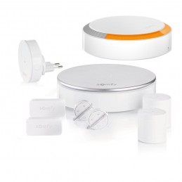 PACK SOMFY PROTECT HOME ALARM STARTER - KIT 3