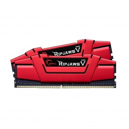 G.Skill RipJaws 5 Series Rouge 8 Go (2x 4 Go) DDR4 3000 MHz CL15 voomstore.ci