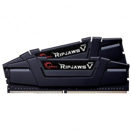 G.Skill RipJaws 5 Series Noir 8 Go (2x 4 Go) DDR4 3200 MHz CL16 voomstore.ci