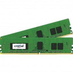 Crucial DDR4 8 Go (2 x 4 Go) 2400 MHz CL17 ECC Registered SR