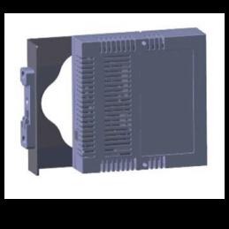 NETONIX DIN-6 DIN RAIL CLASP AND BRACKET - MADE FOR WS-6-MINI