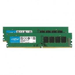 Crucial DDR4 16 Go (2 x 8 Go) 2666 MHz CL19 SR X8