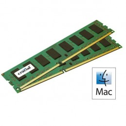 Crucial for Mac 16 Go (2 x 8 Go) DDR3 1866 MHz ECC CL13
