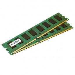 Crucial DDR3 16 Go (2 x 8 Go) 1866 MHz ECC CL13