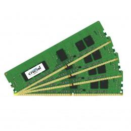 Crucial DDR4 16 Go (4 x 4 Go) 2400 MHz CL17 ECC SR X8
