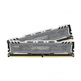 Ballistix Sport LT 32 Go (2 x 16 Go) DDR4 2400 MHz