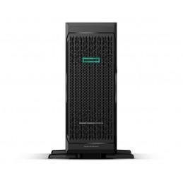 HPE ProLiant ML350 Gen10 Base - format tour 4U - 2 voies - Xeon Silver 4110 2.1 GHz - 16 Go0 Go