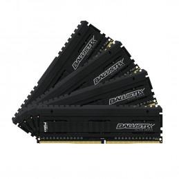 Ballistix Elite 64 Go (4 x 16 Go) DDR4 3000 MHz