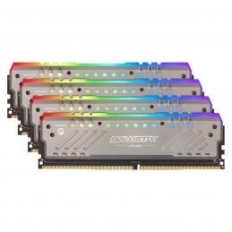 Ballistix Tactical Tracer RGB 64 Go (4x 16 Go) DDR4 3000 MHz