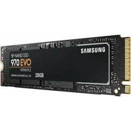 Samsung SSD 970 EVO M.2 PCIe NVMe 500 Go
