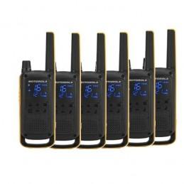 Pack de 6 Motorola T82 Extreme