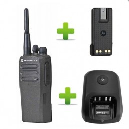 Motorola DP1400 Analogique