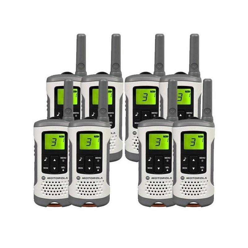 Motorola TLKR T50 octo,abidjan,dakar,bamako,ouagadougou,conakry