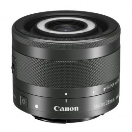 Canon EF-M 28 mm f/3.5 IS STM