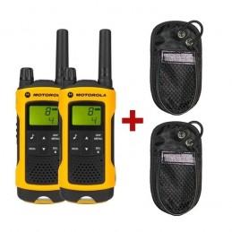 Motorola TLKR T80 Extreme + 2 housses nylon