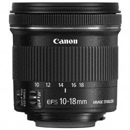 Canon EF-S 10-18mm f/4.5-5.6 IS STM_VOOMSTORE.CI