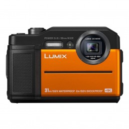 Panasonic DC-FT7 Orange_VOOMSTORE.CI
