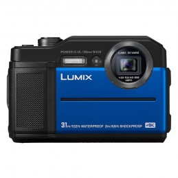 Panasonic DC-FT7 Bleu_VOOMSTORE.CI