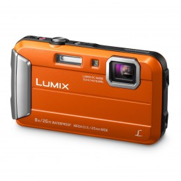 Panasonic DMC-FT30EF Orange_VOOMSTORE.CI