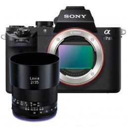 Sony Alpha 7 III + ZEISS Loxia 50mm f/2